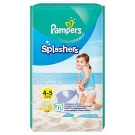 Pampers Splashers kalhotkové plenky do vody vel. 4-5 11 ks