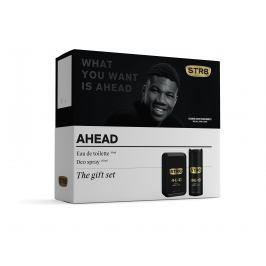 STR8 AHEAD EDT + deodorant 50 ml + 150 ml