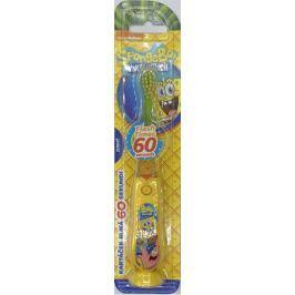 VitalCare Blikající kartáček na zuby SpongeBob 1 ks