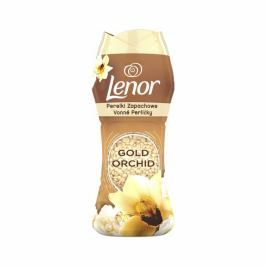 Lenor Unstoppables vonné perličky Gold Orchid 210 g