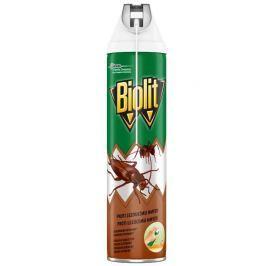 Biolit aerosol proti lezoucímu hmyzu s aplikátorem 400 ml