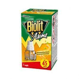 BIOLIT tekutá náplň do elektrického odpařovače s vůní pomeranče 27 ml