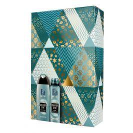 Fa Men Comfort Dive dárková sada sprchový gel + deodorant 250 ml + 150 ml