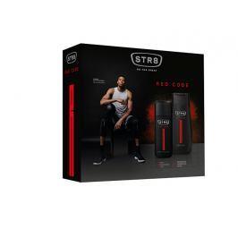STR8 Red Code - deodorant s rozprašovačem 75 ml + sprchový gel 250 ml
