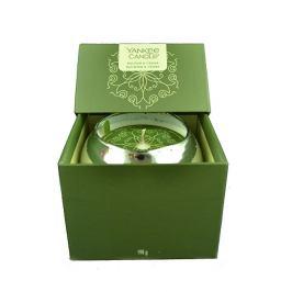 Yankee Candle Dárkový box se svíčkou Balsam & Cedar  198 g