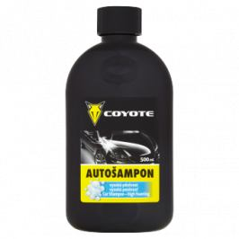 Coyote Autošampon 500 ml