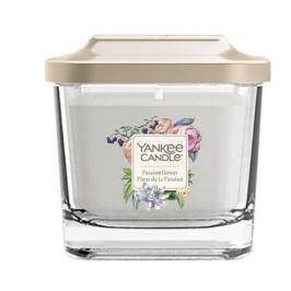Yankee Candle Aromatická svíčka malá hranatá Passionflower 96 g