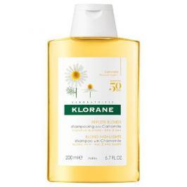 Klorane Šampon pro blond vlasy Heřmánek (Blond Highlights Shampoo Wiht Chamomile) 200 ml