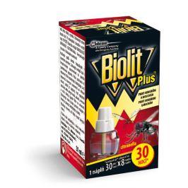 Biolit Plus tekutá náplň proti komárům a mouchám 30 nocí, 27 ml