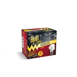 Biolit Plus elektrický odpařovač 30 nocí - proti mouchám a komárům  1+31ml
