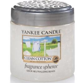 Yankee Candle Vonné perly Clean Cotton 170 g
