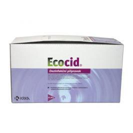 Ecocid prášek pro přípravu dezinf.roztoku 25x50g