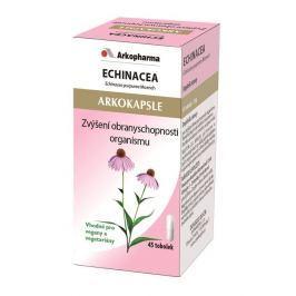 ARKOPHARMA Arkokapsle Echinacea 45 kapslí