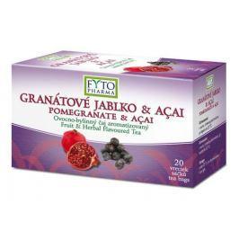 Fytopharma Ovocno-bylinný čaj granátové jablko & acaí 20x2g