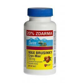 Swiss Max Brusinky Cran-Max 8500 mg 90+18 tablet