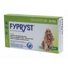 Fypryst spot-on M (pes 10-20kg) 1 pipeta