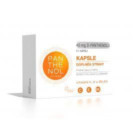 Panthenol Omega Kapsle 40 mg 60 kapslí