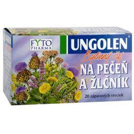 Fytopharma UNGOLEN bylinný čaj na játra a žlučník 20x1,5 g