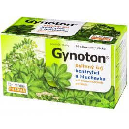 Dr.Müller GYNOTON® bylinný čaj při menstruačních potížích 20x1.5g