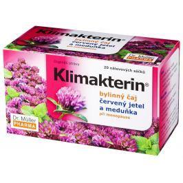 Dr.Müller KLIMAKTERIN® bylinný čaj při menopauze 20x1.5g