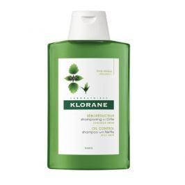 KLORANE Šampon na mastné vlasy z kopřivy 200ml