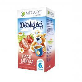 Megafyt Dětský ovocný čaj s příchutí lesní jahody n.s.20x2g