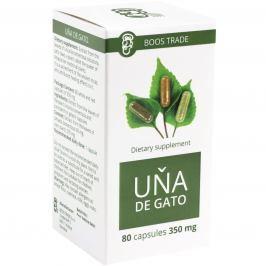 UŇA DE GATO 350 mg 80 kapslí