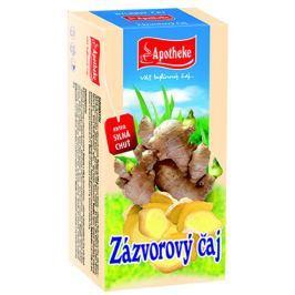 Apotheke Zázvorový čaj nálevové sáčky 20x1,5 g