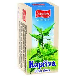 Apotheke Kopřiva dvoudomá čaj nálevové sáčky 20x1,5 g
