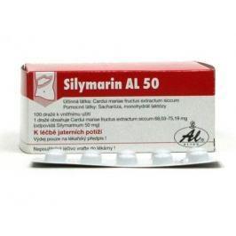 Silymarin AL 50 100 potahovaných tablet