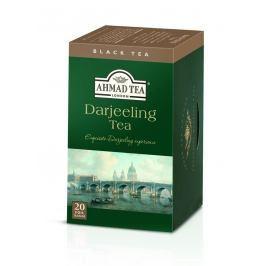 Ahmad Tea Darjeeling Tea porcovaný čaj 20 x 2 g