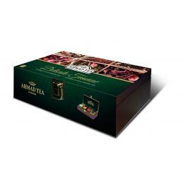 Ahmad Tea Delicate Teaview dřevěná kazeta 80 sáčků