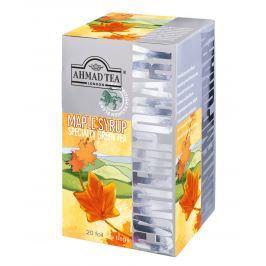 Ahmad Tea Contemporary Maple Syrup porcovaný čaj 20 x 1,8 g