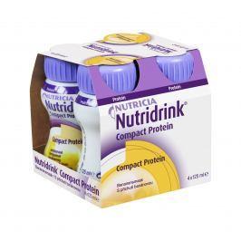 Nutridrink Compact Protein banán 4x125 ml