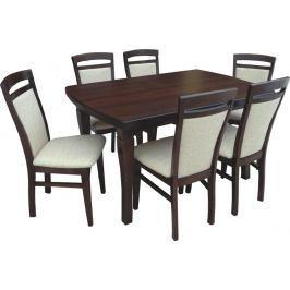 Swierczynski Rozkládací jídelní stůl NEPTUN 160x90 + 50