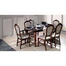 Swierczynski Rozkládací jídelní stůl PLUTON LUDWIK 160x90 + 40