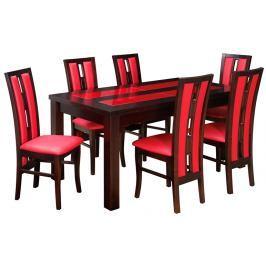 Swierczynski Rozkládací jídelní stůl MARS 170x90 + 70