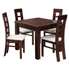 Swierczynski Rozkládací jídelní stůl S12 Świerczynscy 90x90 + 4x50