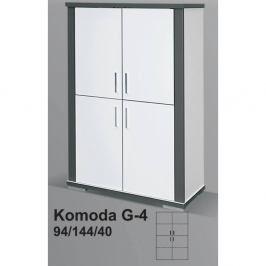 AB Komoda GREY G4
