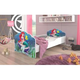 Adrk Dětská postel CASIMO ARIEL Adrk 78/58/144