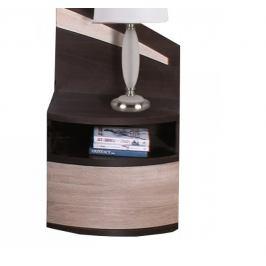 Fadome Noční stolek DOME L/P DL1-1 Fadome 50/58/28 Barva: borovice-laredo-sonoma