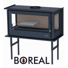 BOREAL Krbová vložka Boreal I90/3 rohová pravé a levé prosklení