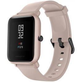 Chytré hodinky 1890 Kč - Xiaomi Amazfit Bip Lite - Pink