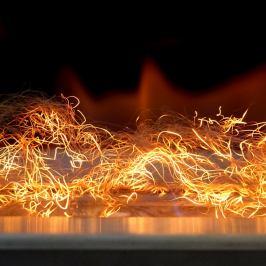 KRATKI zářící vlákno GLOW FLAME