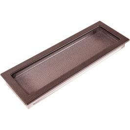 Krbová mřížka standard 17x50cm staré stříbro (VÝPRODEJ) (HS FLAMINGO)