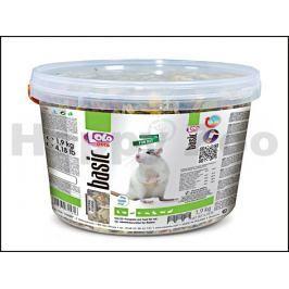 LOLO Basic pro potkany 1,9kg (3l) (vědro)