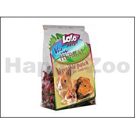 LOLO Vita Herbal zeleninové plátky pro hlodavce 100g