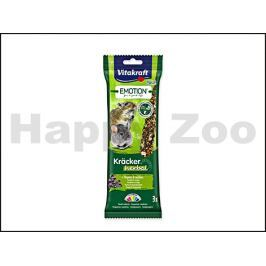 Tyčky VITAKRAFT Emotion Kracker Herbal Small Rodent 75g (3ks)