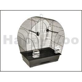 Klec pro ptáky FLAMINGO Budgie Saga černá 51x28x55cm