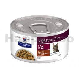 Konzerva HILLS Feline Stew I/D with Chicken, Rice & Vegetables 8